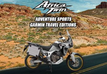 AFRICA TWIN ADVENTURE SPORTS GARMIN TRAVEL EDITION