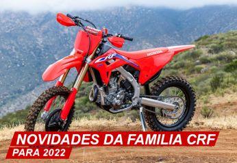 CRF250R CRF250RX 2022