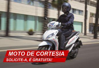 MOTO DE CORTESIA GRATUITA