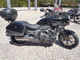 HONDA CTX 700D