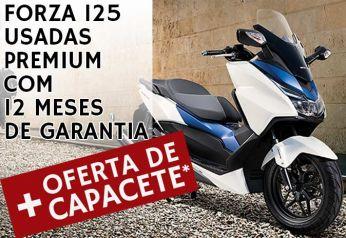 Campanha FORZA125 USADAS